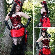On sale SC-466  Victorian Gothic/Civil War Southern Belle Ball Gown Dress Halloween dresses Sz US 6-26 XS-6XL