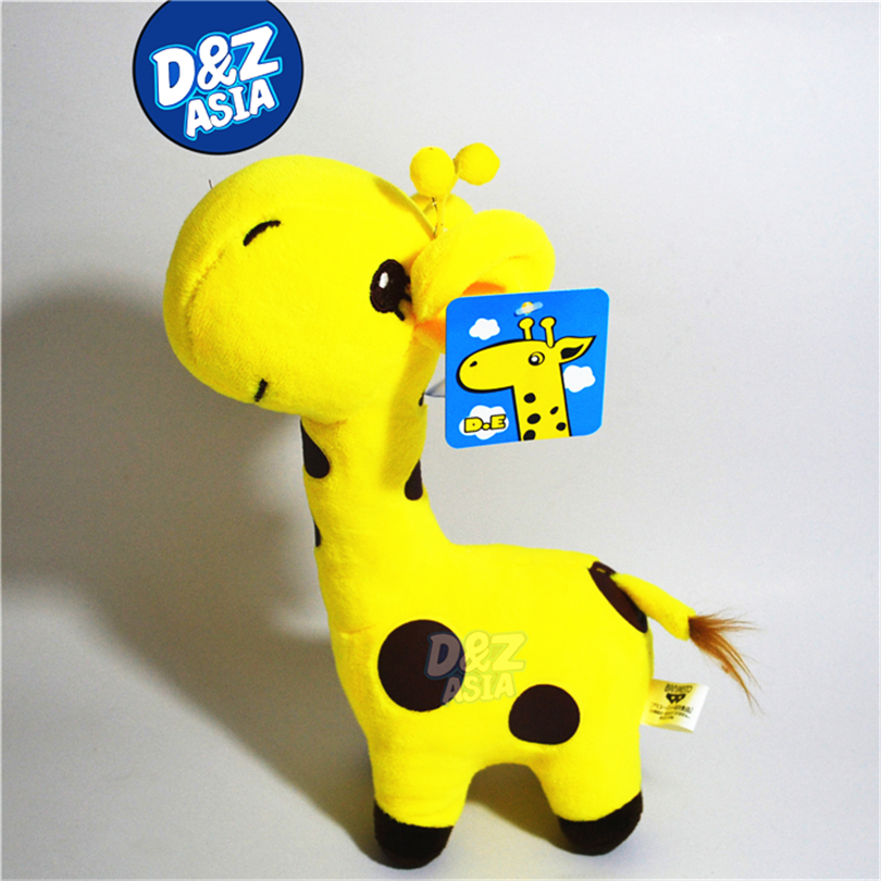 Giraffe plush toys small gift doll Promotions Car Accessories wholesale bulk hot selling(China (Mainland))