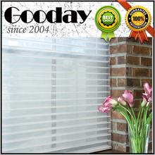 white color Shangrila blind or shangri-la blind for house window(China (Mainland))