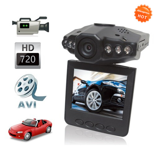 Sales 720P 2.5 Inch TFT Rotatable LCD Screen Car DVR Vehicle Camera Black BoxSupports Car Night Vision DVR(China (Mainland))