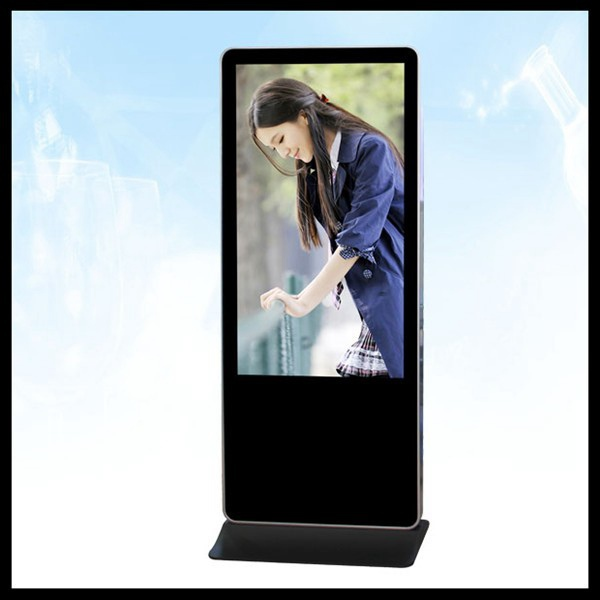 "China uk north america 42"" 46"" 55"" free standing digital posters_advertising player factory distributor dealer service sales(China (Mainland))"