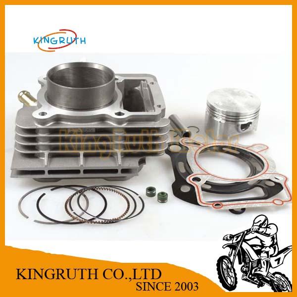HuaJun engine 250 250cc Motorcycles dirt bike pit bike cylinder piston ring Cylinder Block(China (Mainland))