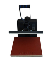 110/220V 38cm x 38cm High Pressure Manual T-shirt Sublimation Heat Press Machine