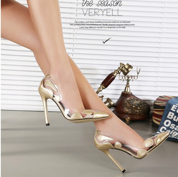 chaussure femme zapatos mujer valentine shoes woman women pumps high heels ladies shoes summer shoes 34-42 yard(China (Mainland))