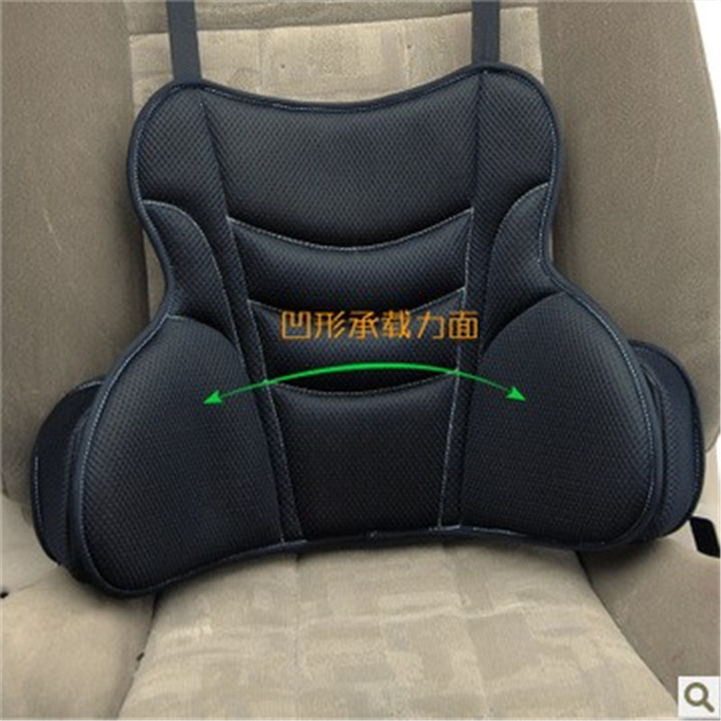 achetez en gros lombaire voiture coussin de support en ligne des grossistes lombaire voiture. Black Bedroom Furniture Sets. Home Design Ideas