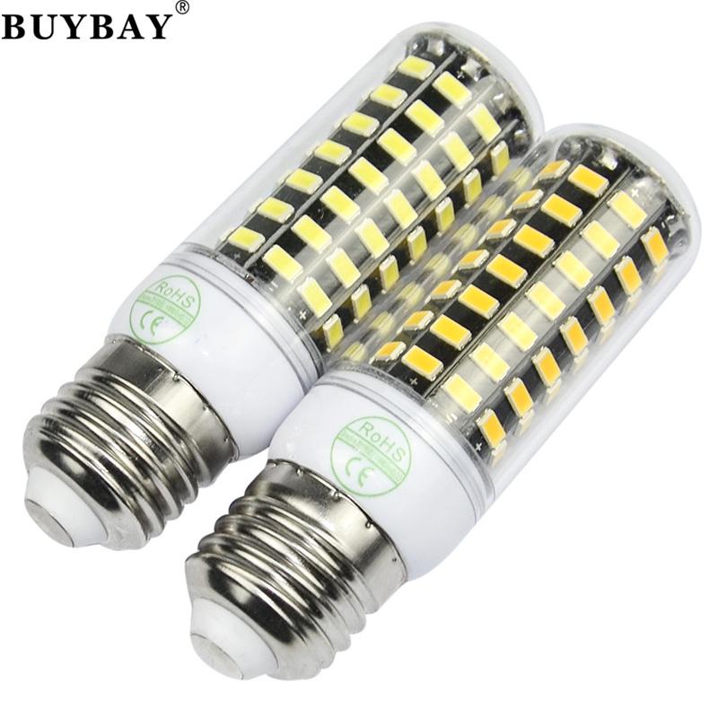 LED bulb SMD5735 Smart IC E27 bombillas led lamp 80leds Lampada LED Better than 5730 2835 5050 led lighting 220V(China (Mainland))