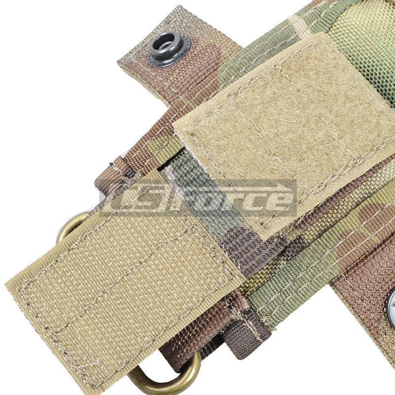 Buy Emerson Tactical Knife Case EM8332 1000D Nylon Knife Pouch Bag Airsoft Military Army Utility Pouch Hunting Accessories BK CB MC cheap