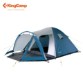 KingCamp Tent Weekend Fire resistant 3 Person Camping Tent Waterproof 3 Season Outdoor Tent for Family