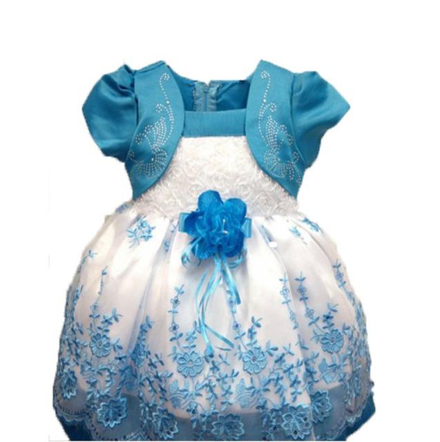 Girl dress baby girl Pompon veil dress sale fou piece free shipping w881 kids clothes