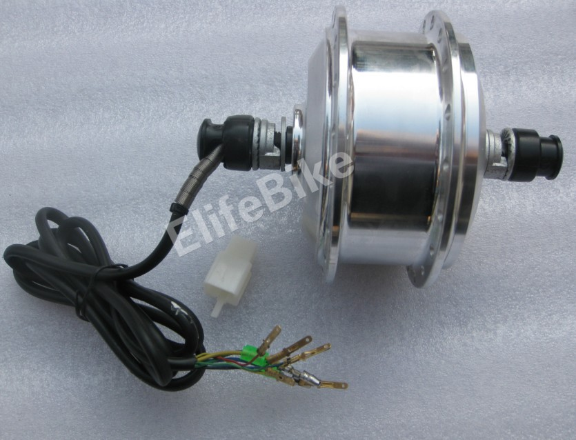 36V 250W M85 Front Electric Bicycle Bike eBike brushless gear Motor controller - ELifeBike store