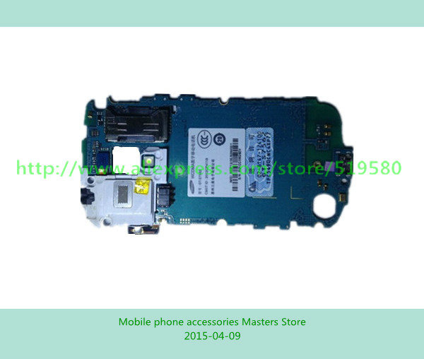 1Pcs 100% Work well Original board unlock main board motherboard for Samsung GALAXY Trend Duos S7562 Free Shipping
