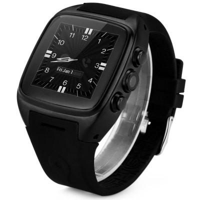 2015 HOT android Smart Watch phone X01 reloj inteligente screen dual core 512 4GB smart watch