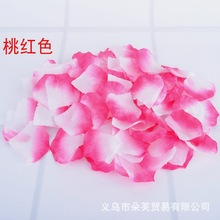 New 2015 free shipping Wholesale 1000pcs/lot Wedding Decorations Fashion Atificial Flowers Polyester Wedding Rose Petals patal(China (Mainland))