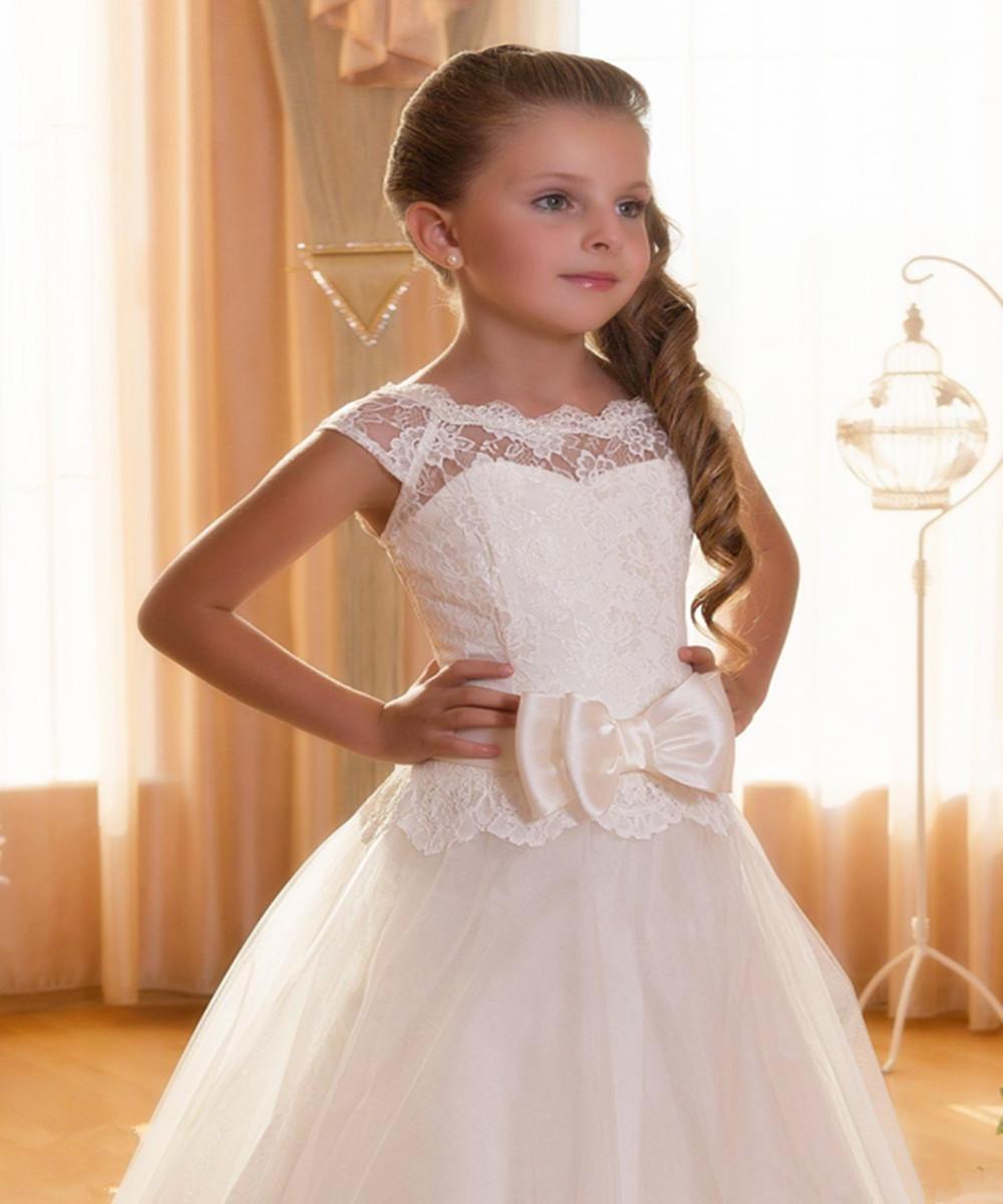 Baby girl birthday party christmas princess dresses children girl