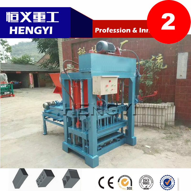 QT 4-30BH Hydraulic fully clay brick making machine price/interlocking - Hengyi Heavy Industry Equipment Co., Ltd store