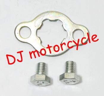 20mm Shaft Sprocket Retainer Washer Bolt for Pit Dirt Bike SDG SSR Taotao   Cheap dirt bike sprocket lock free shipping