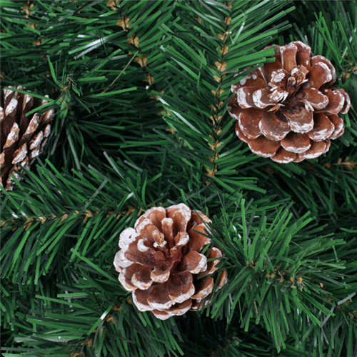 Xmas Tree Decorations Short of Echinacea Bulk Christmas Ornaments 30pcs/lot Outdoor Christmas Decorations Arbol De Navidad(China (Mainland))
