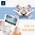 Four rotor helicopter cheerson CX 10W TX Quadcopter with a camera drone DJI Phantom HD 3WIFI