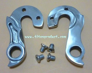 Titanium Replacable Dropout Hanger