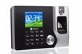 2 4inch Fingerprint Password RFID Card Time Attendant AC070 Door Access Control System