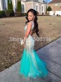 Complex Work Top Quality Mermaid Prom Dresses vestido de festa 2015 Backless Evening Dress Lovely Formal