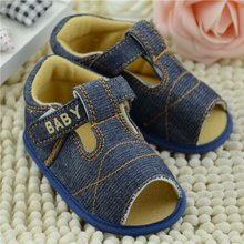 2016 new summer baby firsts walker shoe soft bottom Baby Baby Toddler shoes(China (Mainland))