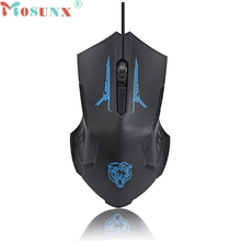 Buy mosunx NEW Mecall hot sale 1600 DPI 3D Optical USB Wired Gaming Game Mouse Mice PC Laptop Whoelsale for $2.86 in AliExpress store