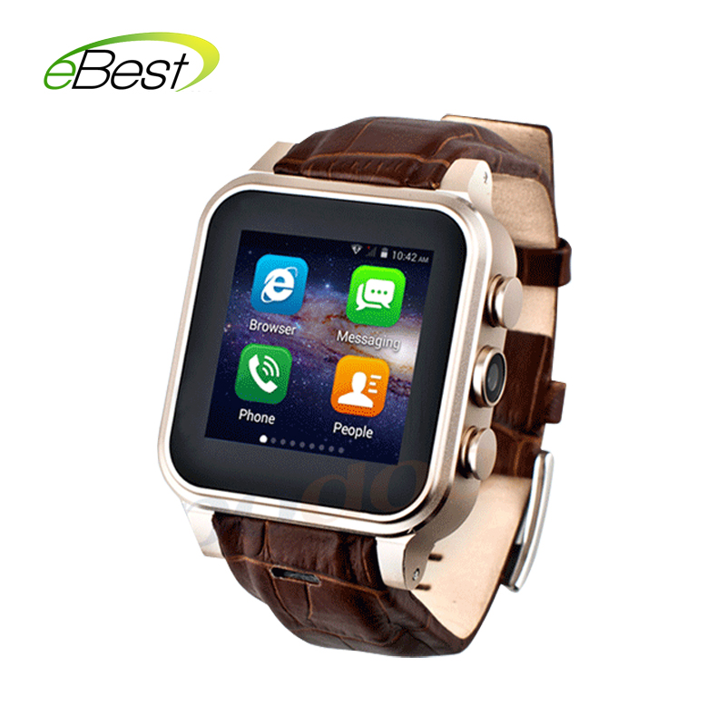 Newest Podoor PW308S adult Wrist Smart phone Watch 8G ROM 3G WCDMA GPS Compass WIFI Bluetooth Watch Android mobile phone(China (Mainland))