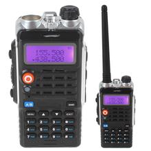 2PCS/LOT Walkie Talkie BaoFeng VHF 136-174MHz / UHF 400-480MHz 128CH Walkie Talkie Support Dual Watch & Reception