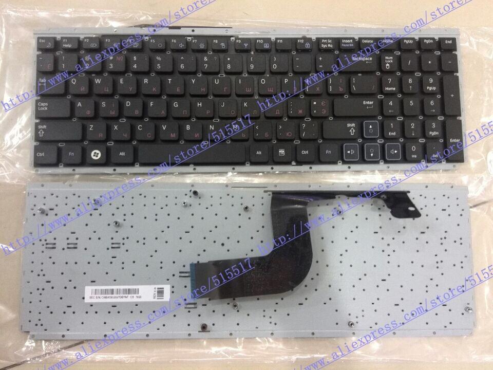 Original Russian Keypad Samsung RC510 RC520 RU keyboard - LaptopPart Paradise store