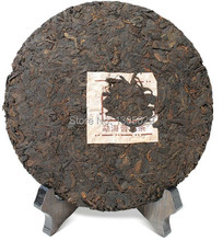 357g puer tea cake Top grade Chinese yunnan original Puer Tea 357g health care tea ripe