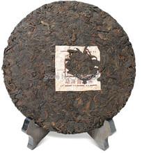 357g puer tea cake Top grade Chinese yunnan original Puer Tea 357g health care tea ripe