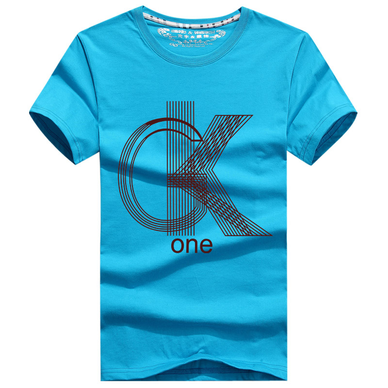 2015 Summer Fashion YBH New York City Slim Fit Short Sleeve Tshirt Casual O-Neck Fitness T-shirt Camisetas Swag FX88654(China (Mainland))