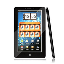 HD 720P 7 inch touch Screen Ebook Reader Built-in 8GB mp3 mp4 Game Function e book(China (Mainland))