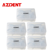 Tooth Cleaner AZDENT 5 Boxes Dental Floss Oral Care Teeth Stick Flossers Pick ToothPicks With Floss Dental Flosser Oral Hygiene(China (Mainland))
