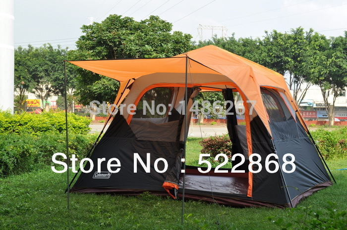 Instant Tents Set Up : Large space person one room instant set up camping tent