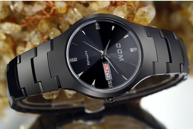 Видео-обзор на часы dom: характеристики часов dom.