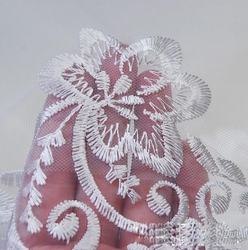 Дешевые Тюль Невесты Собор Длинные Свадебные Кружева Свадебное Покрывалами 3 М велос де novia вуаль mariage