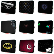 customize Laptop Cover notebook sleeve bag case for Apple Dell Lenovo HP 7 9.7 10 12 13.3 14 15 15.6 17 17.3 inch bag NS-top38