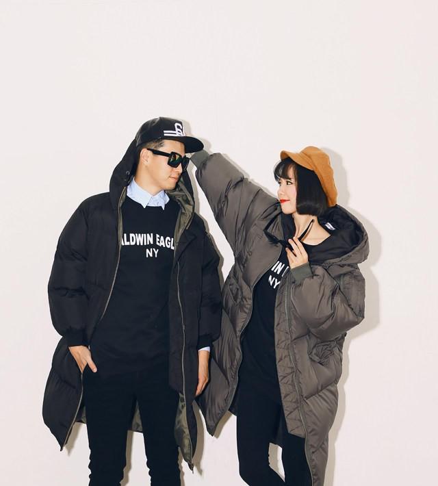 Скидки на Черный Большой Плюс Размер Корея Мода Женский Пиджаки Толстые Теплые Куртка негабаритных Мех Утка Вниз 2016 Зимнее Пальто Женщин Ретро С Капюшоном
