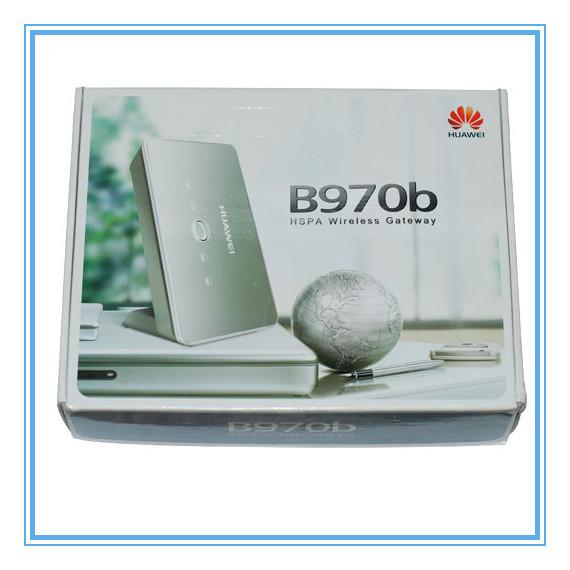 Huawei B970b 3G wireless Router unlocked(China (Mainland))