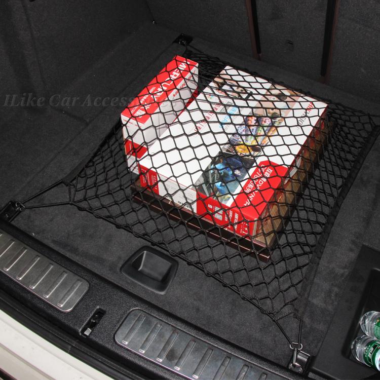 Maletero Organizador de Carga Neta de Almacenamiento Para Mercedes Benz W203 W210 W211 W204 SLK CLK Ces CLS CLA(China (Mainland))