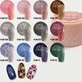Long Lasting Faux Fur Effect Nail Gel Soak Off UV LED Nail Art Gel 1 pcs