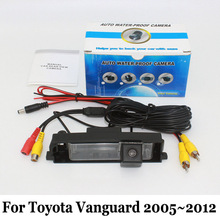 Rear View Camera For Toyota Vanguard XA30 2005~2012 (Spare Wheel On Door ) / RCA Wired Or Wireless HD CCD Night Vision Camera(China (Mainland))