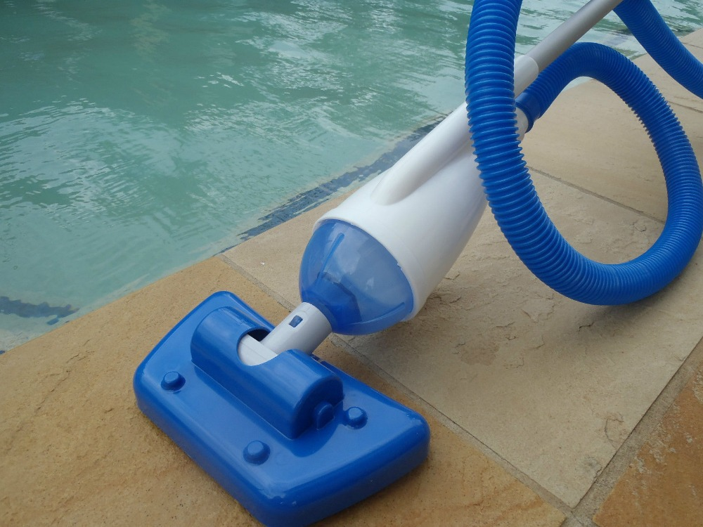 Buy Swimming Pool Cleaning Equipment Spa Pond Small Vacuum Cleaner Swimming
