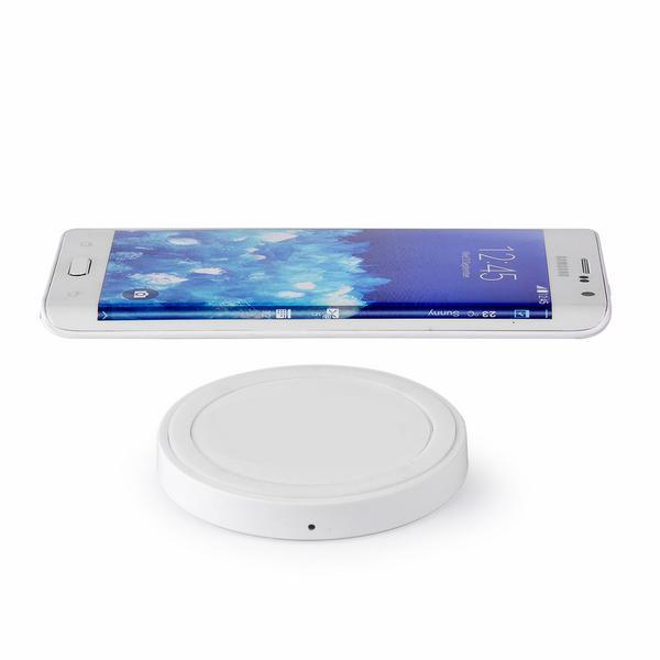 5V Q1 Wireless Charger Charging Pad Dock+ USB Cable+ Received Kit for LG G2 G3 GPRO White Smartphone Charging Pad(China (Mainland))