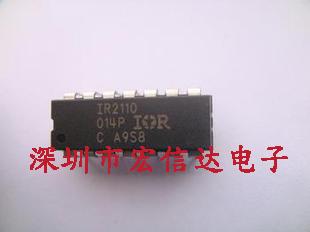 10pcs free shipping 100% New original Ir2110 ir2110pbf mosfet drive low voltage dip-14 quality assurance(China (Mainland))