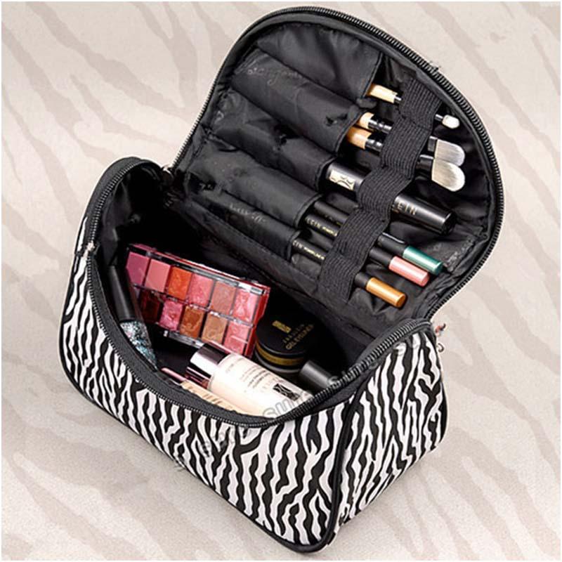 Bag Ladies Multifunction Makeup Organizer Women Cosmetic Toiletry Kits Outdoor Travel Hot Sale S120501(China (Mainland))