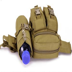 2014 Hot sale Lightweight Belt Water Bottle Waist Bags women men Outdoor Sports Camping Small Mess
