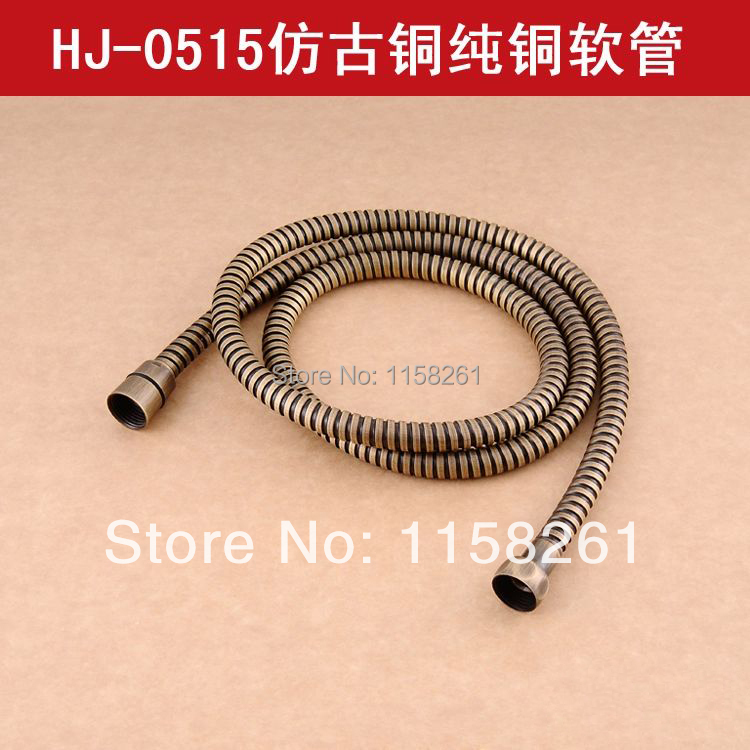 Гаджет  Free shipping 1.5m Brass Plumbing hose Shower pipe bathroom parts bath accessories High quality pipes Bath furniture HJ-0515 None Строительство и Недвижимость